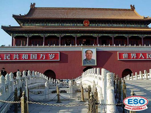 Čína je třetí nejnavštěvovanější země světa. Poznejte ji i vy!