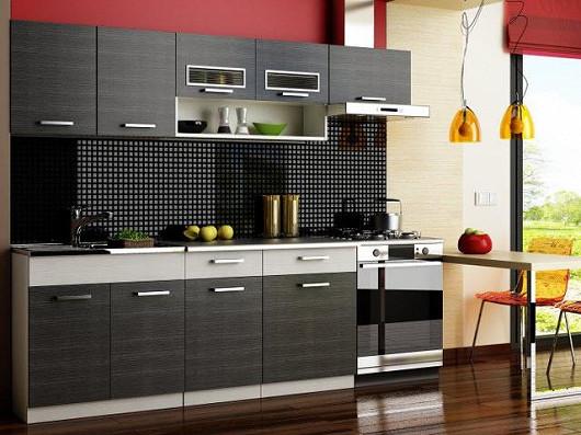 Levná kuchyně Moreno 240cm za 6 499Kč!