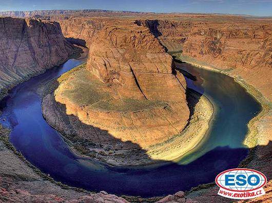 Proleťte se nad magickým Grand Canyonem, jedním z přírodních divů světa!