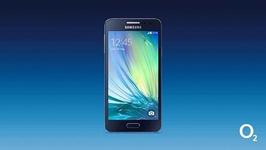 Samsung GALAXY A3 se slevou 1000 Kč