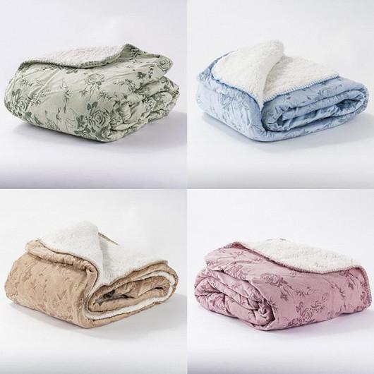Měkoučká beránková deka ve 4 atraktivních barvách se slevou 38 %