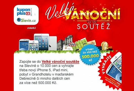 Vyhrajte nový iPhone 5 nebo další z 10 000 cen!