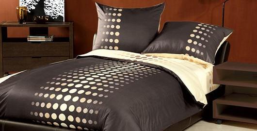 Bavlněný satén: Luxus do každé ložnice