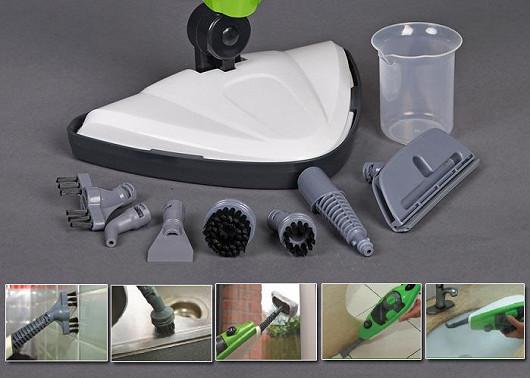Multifunkční mop 10v1, podlahový a ruční mop v jednom