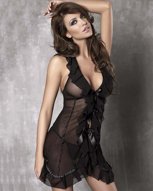 Oblečená, neoblečená? Rozhodně sexy!