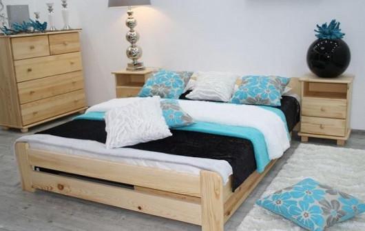 Kvalitní postel z masivu za pouhých 2 299 Kč!
