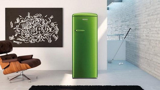 Kuchyně jako místo odpočinku? Toho dosáhnete zelenou barvou.
