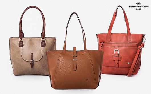 Tom Tailor jako synonymum pro kvalitní kabelky