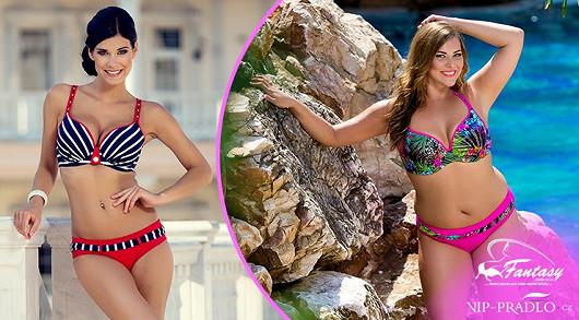 Plavky, které nebudou na každé třetí ženě?