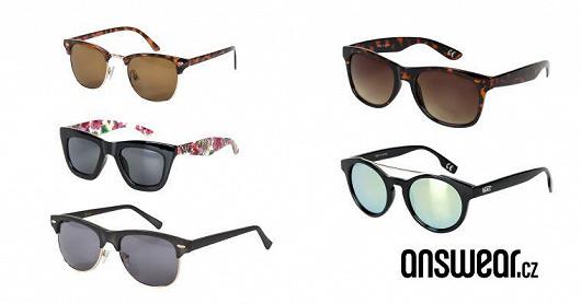 Co takhle nové sluneční brýle?