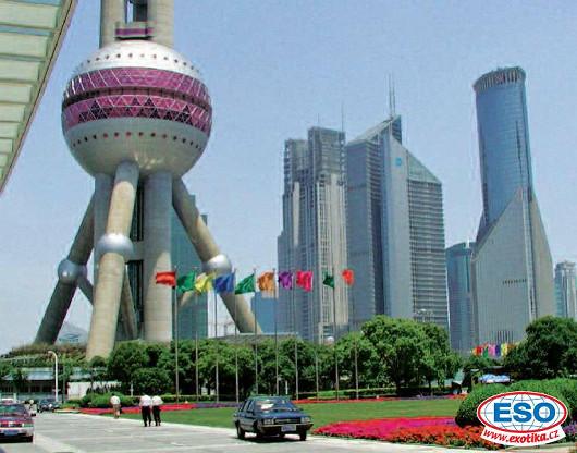 Vystoupejte v Šanghaji na nejvyšší vyhlídkovou plošinu planety!