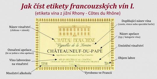 Co prozradí etiketa na víně a jak ji správně přečíst?
