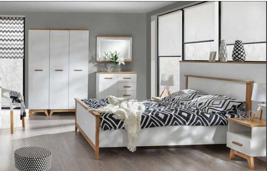 Oblíbená designová ložnice nyní se slevou 5 000 Kč! Platí jen do 18. 5.!