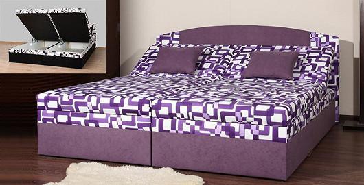 Jak spojit příjemné s užitečným? Kvalitní postelí!