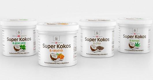 Super Kokos jako kosmetika - Super péče o vaši pleť
