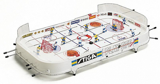 Špičkový stolní hokej Play Off od švédské firmy Stiga