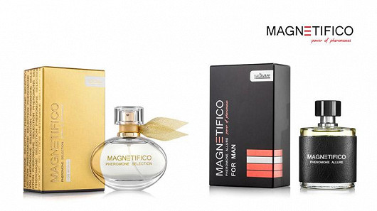 Bestseller: parfémy s feromony pro zvýšení sexuální přitažlivosti. S tímto dárkem nešlápnete vedle!