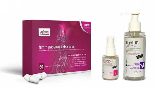 Intimní zdraví ženy, produkty pro lepší sex, snazší dosažení orgasmu a zmírnění příznaků menopauzy