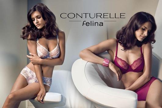 CONTURELLE FELINA - Fashion série 66 a 68