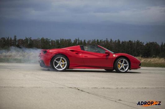 Ferrari, Lambo, Ford Mustang