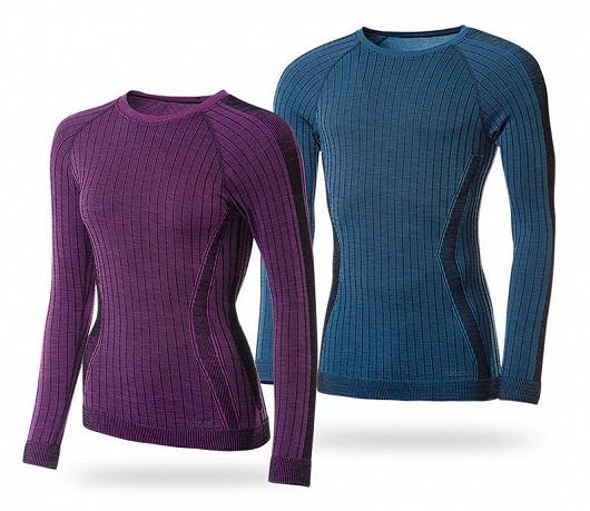 Naše funkční prádlo je základ, odvede přebytečnou vlhkost a udržuje konstantní teplotu těla