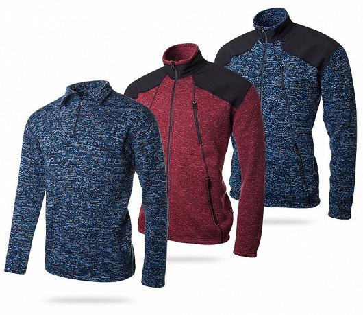 Oblečení z vlny užijete pro sport, do zaměstnání i pro odpočinek