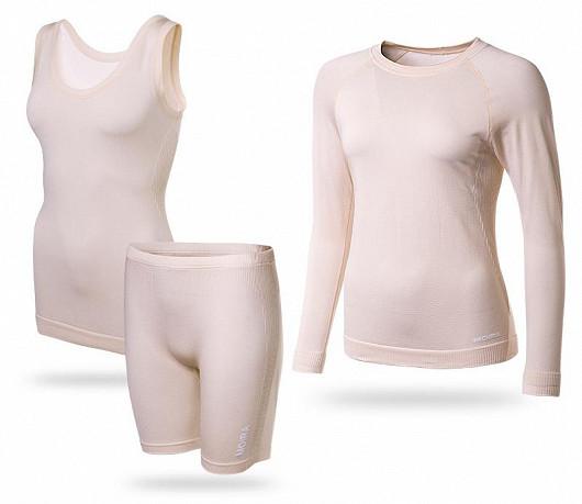 Prádlo v dámských fazonách je určeno pro sport i běžné denní nošení