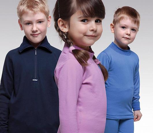 Co obléknout dětem teď v období prázdnin a zimních sportů?