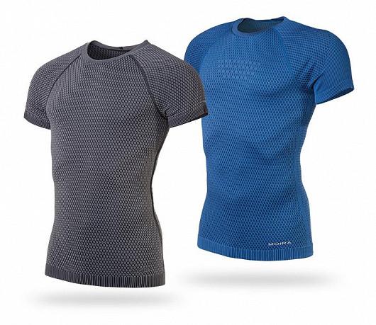 Funkční prádlo je základ, odvede přebytečnou vlhkost a udržuje konstantní teplotu těla