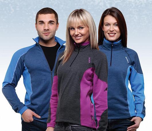 Pro opravdové zimní dny je vhodné oblečení z kolekcí Moira.