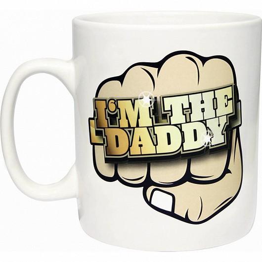 Hrnek I`m the daddy. Ukaž všem, kdo je tady šéf!
