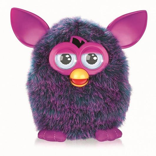 Dívky si oblíbily Furbyho!