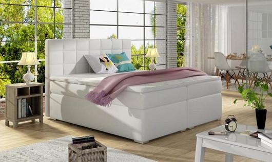 Moderní boxspring postel včetně matrací za neskutečnou cenu 14 999 Kč! Platí do 15. 2. 2018