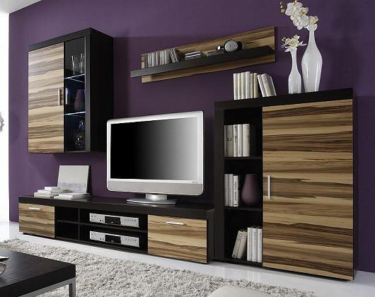 Obývací stěna TOM 2 – francouzský dizajn u vás doma za bezkonkurenční cenu 5 999 Kč!
