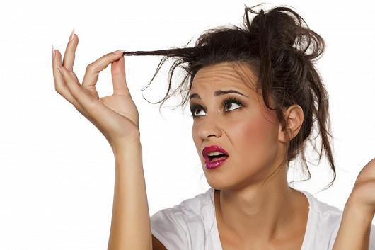 Vnitřní výživa vlasů řeší problém od základu!