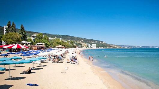 Zlaté nekončící pláže Bulharska