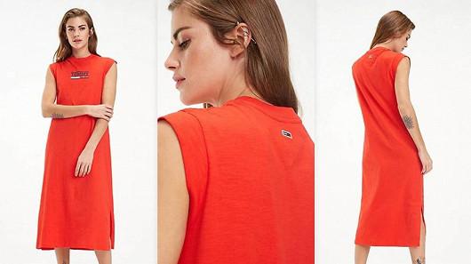 Vzdušné šaty budou ideální pro letní toulky městem