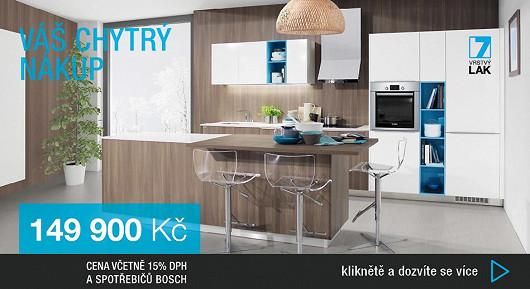 8eade93e3d27 Neuvěřitelná cena za krásnou lakovanou kuchyň