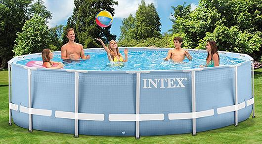 Bazén pro každou rodinu