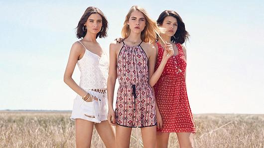 Světový módní řetězec New Look konečně tu!