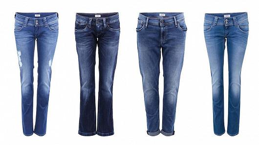 Legendární džíny Pepe Jeans