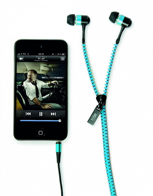 Hit mezi hity, famózní zipová sluchátka Hi-Zip za 659 Kč které Vám budou všichni závidět!