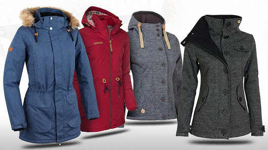 Slušivé dámské kabáty právě pro vás