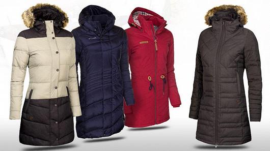 Zimní kabáty za výhodné ceny!
