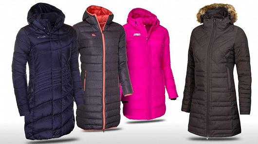 Stylové dámské zimní kabáty s výraznou slevou!