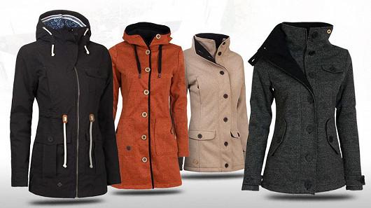 Kouzelné dámské kabáty nyní výhodně!