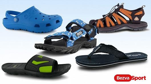 Pánská letní obuv, kterou musíte mít