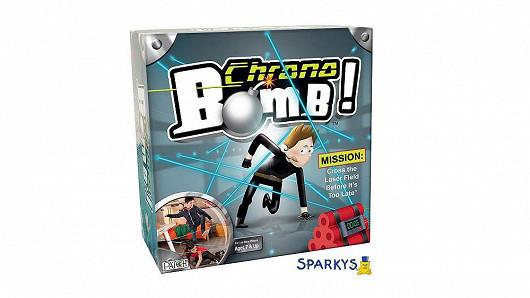 Hit Vánoc 2015: Společenská hra Chrono bomb!