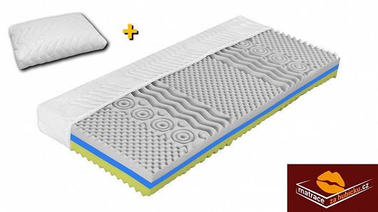 Nejprodávanější matrace teď ve slevě -53 % za 2590 Kč + luxusní polštář zdarma!