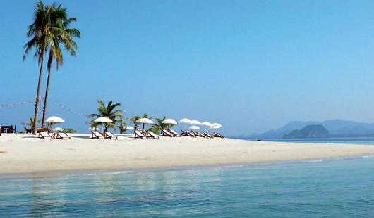 Thajsko: Užijte si Vánoce pod palmami na thajských plážích!